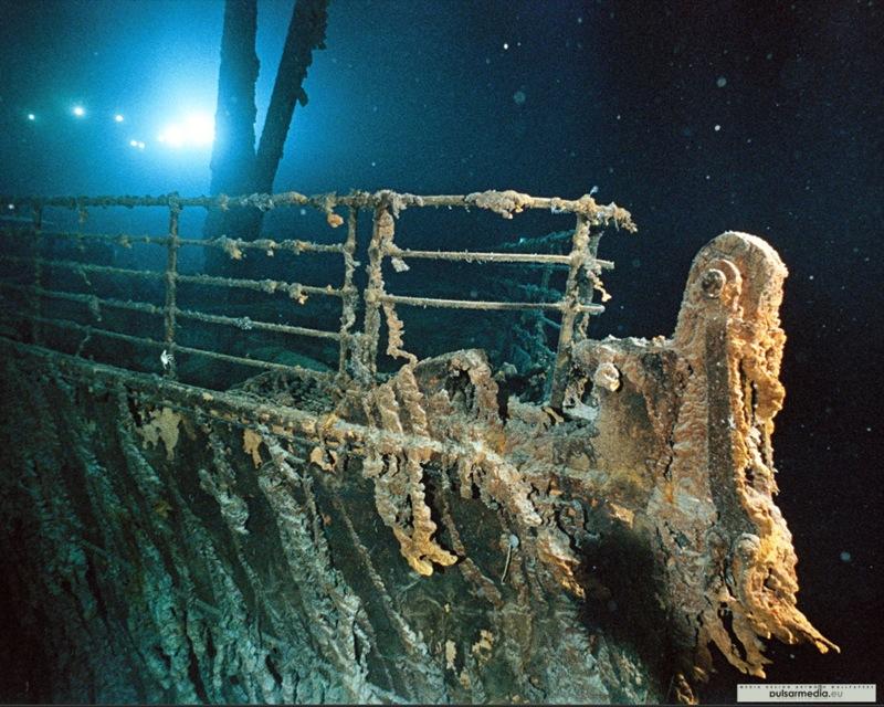 Titanic 100 anni
