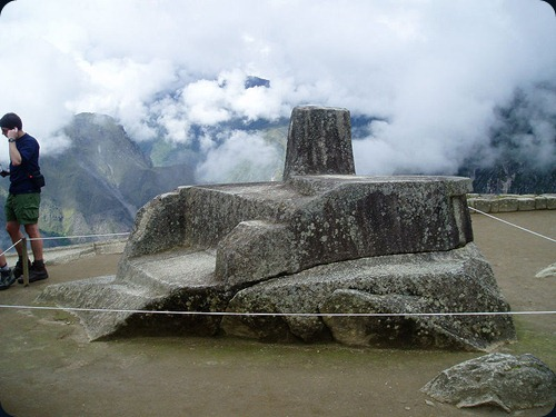 MachuPicchu_Intihuatana_Solar_Clock
