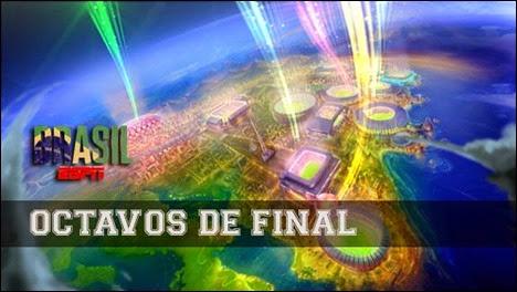 Ver Online Alemania vs Argelia y Bélgica vs Estados Unidos en Octavos de Final, Mundial Brasil 2014 (HD)