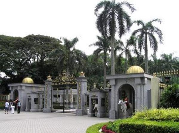 القصر الملكي في كوالالمبور