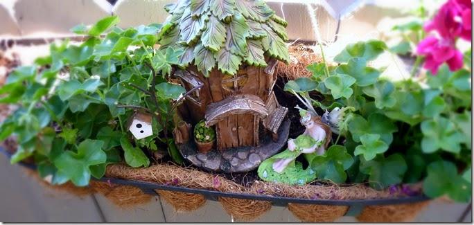 Small Fairy Garden #1