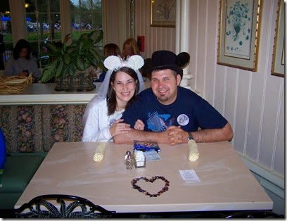 Disney World honeymoon (6)