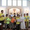 2013年7月24-28日台中教區聖體生活營