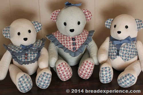 A few of my bears
