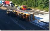 Truck spill M11