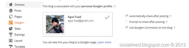 Mengatasi Komentar Google +