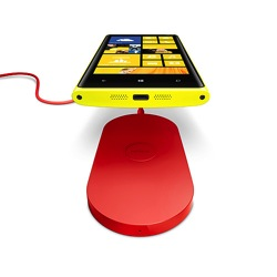 Nokia Lumia 920 Wireless charging