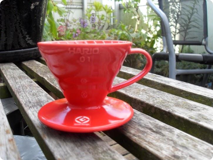 Kaffe til een