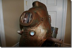Subject Delta Helmet - Aged 1