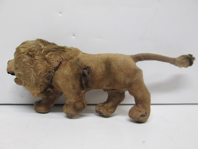 Vintage Lion Doll 