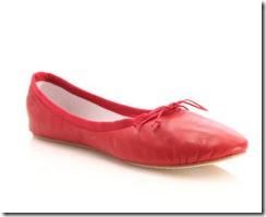 Chloe ballet pumps