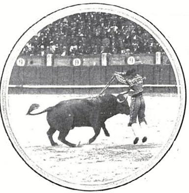 1910-07-10 (p. 21 Nuevo Mundo) Bienvenida Madrid 6 Trespalacios banderillas
