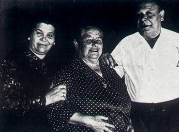 1970-00-00 La Perrata, La Piriñaca y Tío Borrico