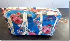 019 Accessory  bag for Jann back