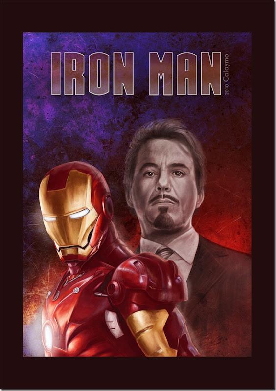 Iron man ,Anthony Edward ,Tony Stark (65)