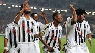 Un moment de joie immense pour les joueurs du TP Mazembe (Ph. Arch.)