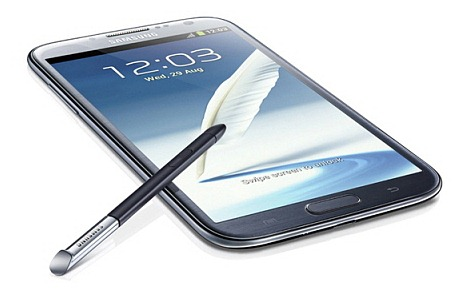 5 Exciting Features of Samsung Galaxy Note 2