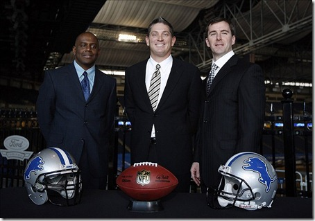 martin_mayhew_jim_schwartz_tom_lewand_detroit_lions