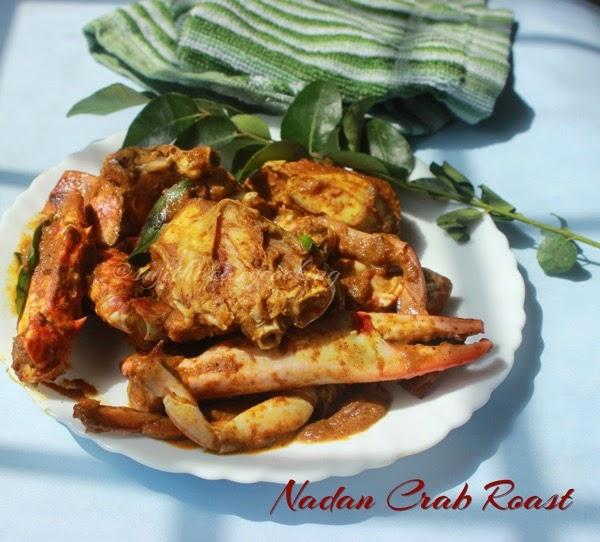 Nadan Crab Roast1