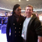 WinterJam Super Fan - Thank You Eddie Murphy for Sending us pics - 2-15-14