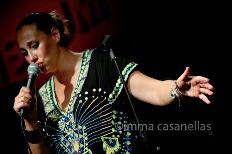 Susana Sheiman, Vilafranca del Penedès 2014