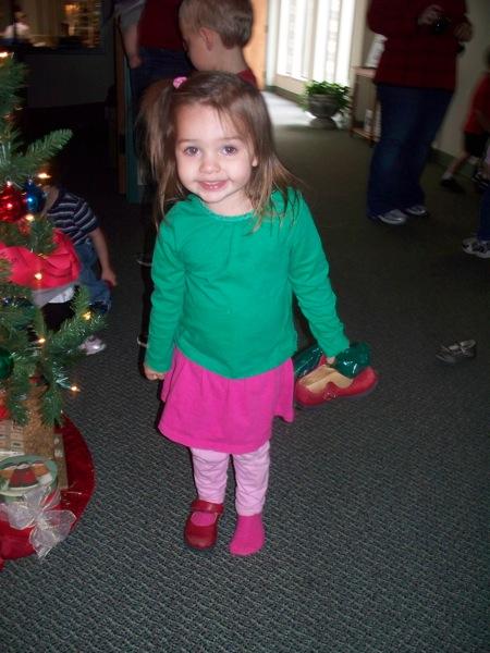J Renee Christmas Shoes
