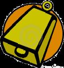 símbolos da páscoa - sino
