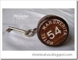 【Italy♦義大利】Milan 米蘭 - 住宿: Hotel Margherita