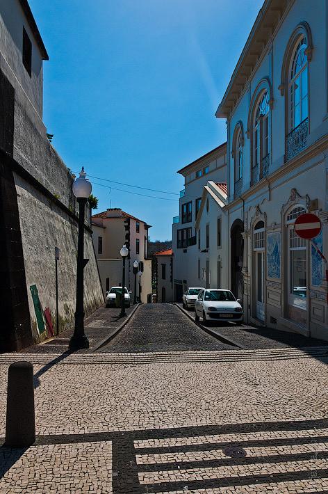 28. Фотопрогулка по улицам города. Улочки. Фуншал. Мадейра. Португалия. Круиз на Costa Concordia.