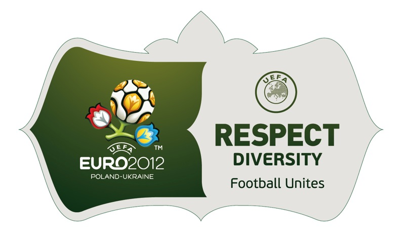Respect+diversity+euro+2012