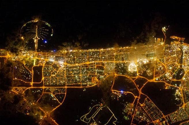 vid_iz_kosmosa_Dubai