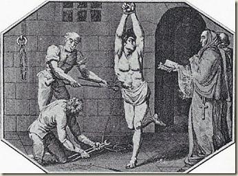 Tortura de Multilação com Alicates e Pinças  000