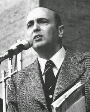 Giorgio Napolitano negli anni 70