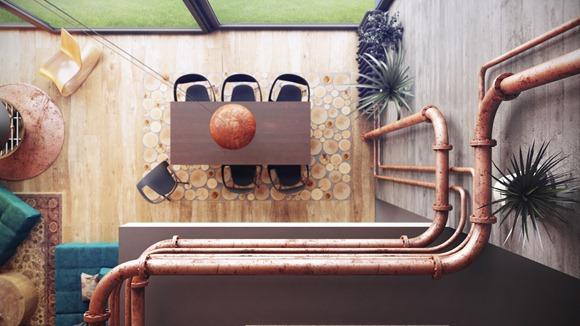 espacios industriales para diseñar un Loft