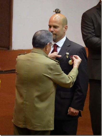 Medalla a Gerardo