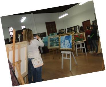 Exposi º úo no Museu - 2