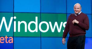 Steve Ballmer il CEO si Microsoft