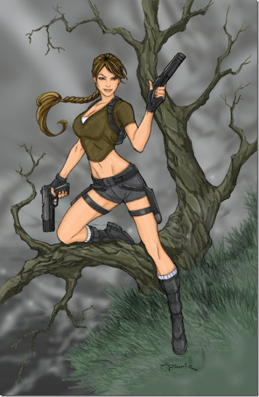 Lara Croft (215)