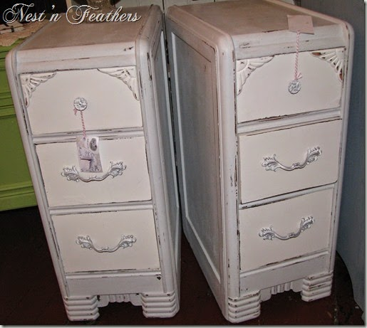 Deco Nightstands