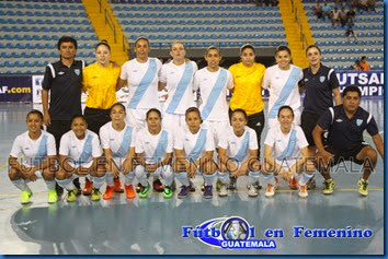 bicolor  chapina futsal femenil 2014 (1)