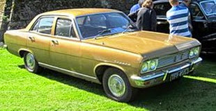 Vauxhall 1965 Cresta PC