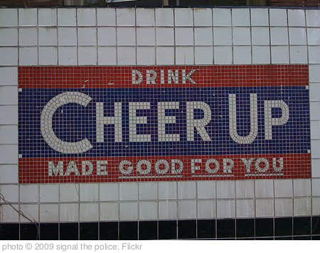 'Cheer Up' photo (c) 2009, signal the police - license: http://creativecommons.org/licenses/by-sa/2.0/