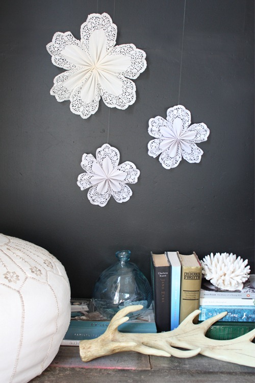 Doily Tutorial Roundup!