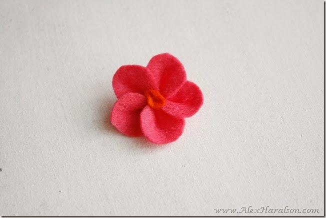 Flower headband4