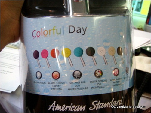 American Standard For Your Bathroom Fixture Needs: Colorful Days