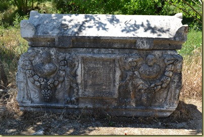 Aphrodisias Sarcophagus 9
