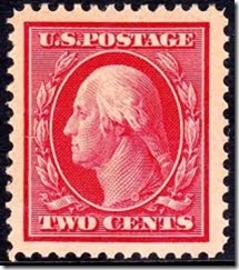 two cents stamp