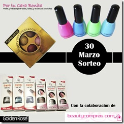 sorteo golden rose