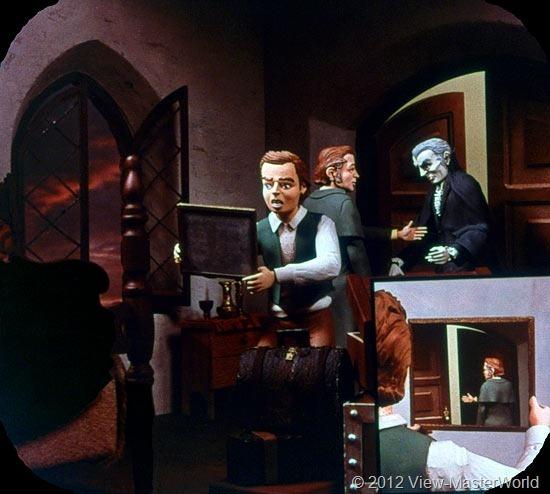 View-Master Dracula (B324), Scene B1