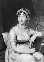 English novelist Jane Austen